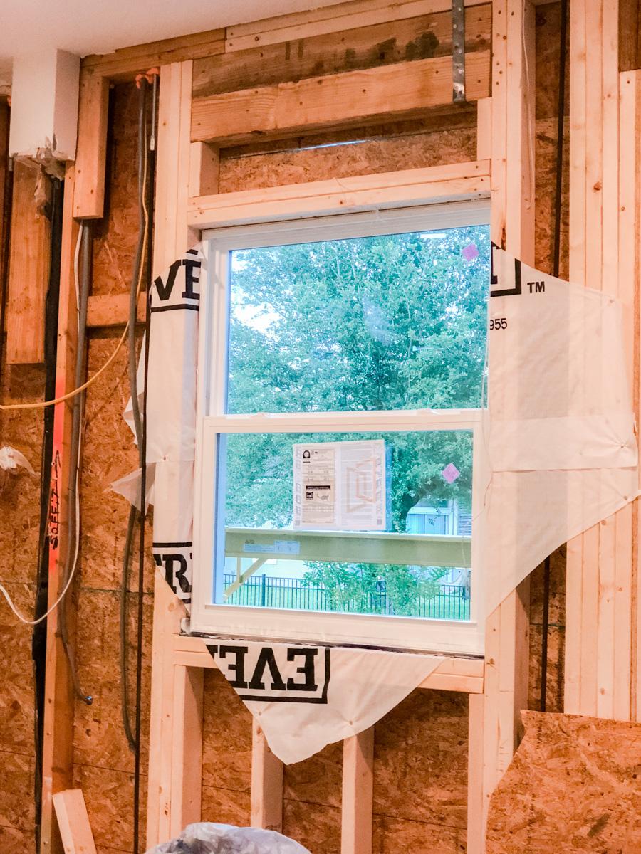 new kitchen window
