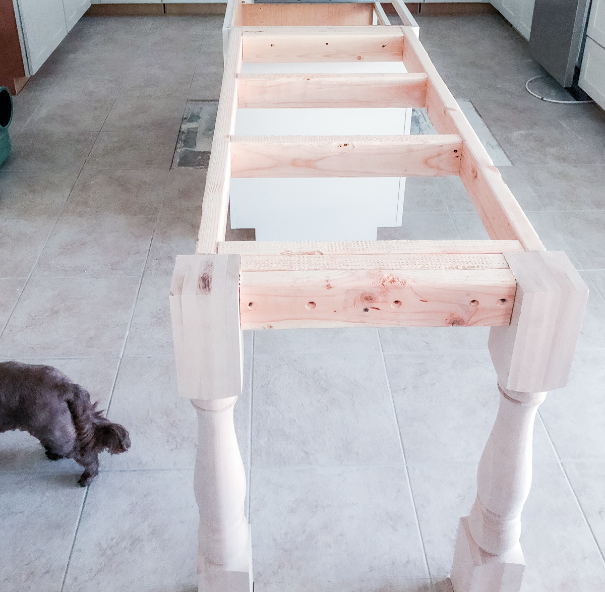 kitchen-island-table-installed-end-view