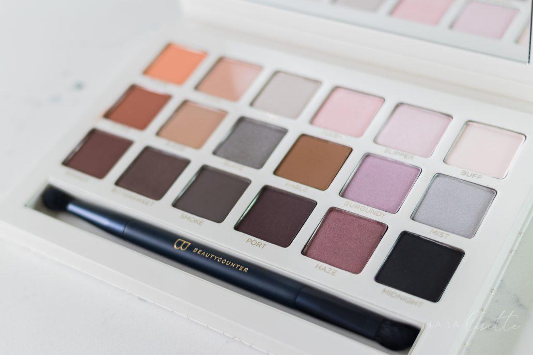 Beautycounter Necessary Neutrals Eyeshadow Pallette | Lisette Harrington - Jacksonville FL consultant