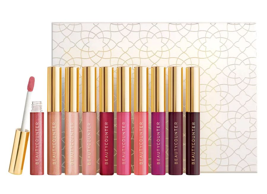Beautycounter Mini Lip Gloss Vault