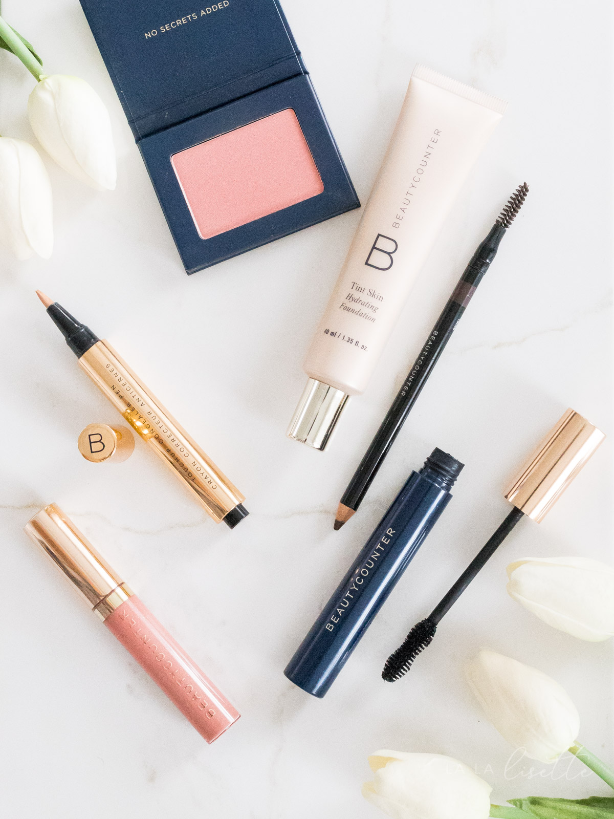 Flawless in Five makeup kit by Beautycounter