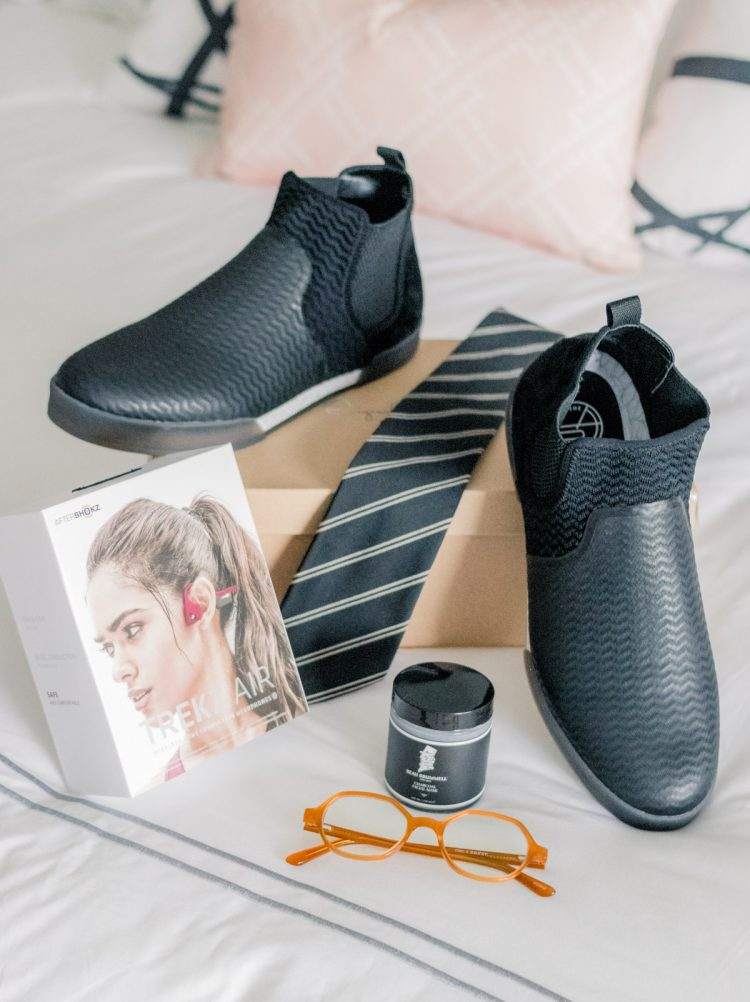 Holiday Gift Ideas for Men #MadeForManBBoxx