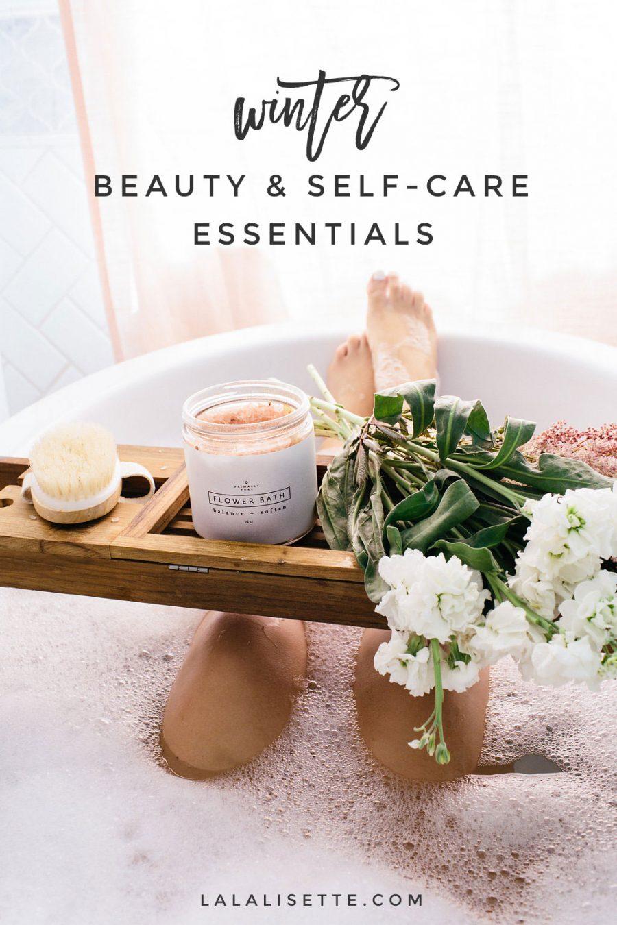 Winter Beauty & Self-Care Essentials #selfcare #saferbeauty #cleanbeauty #beautycounter