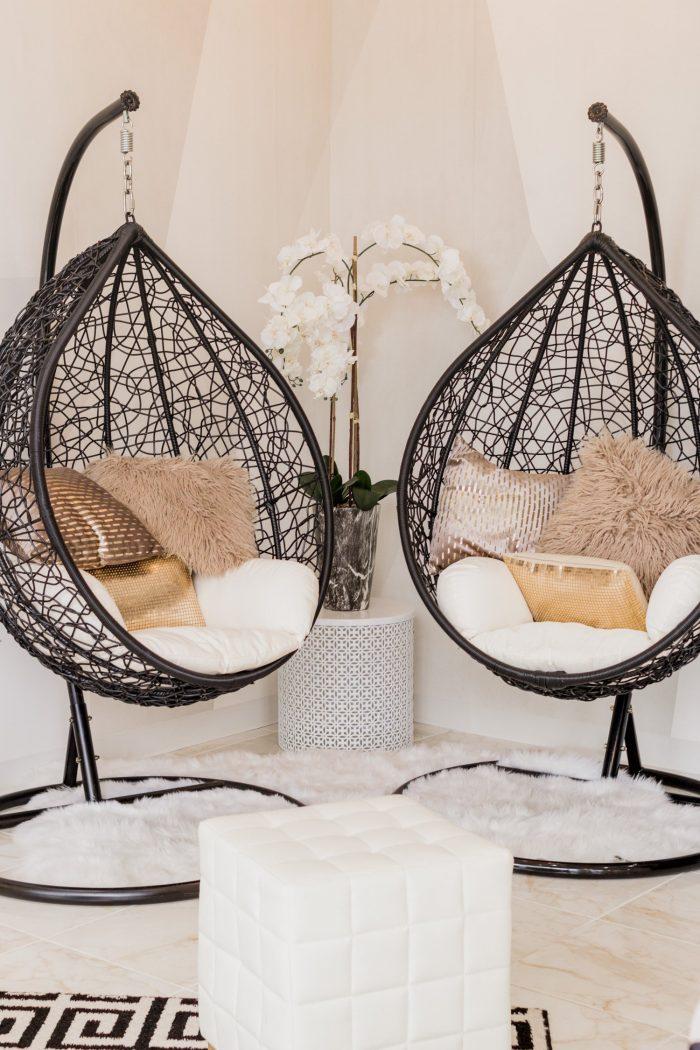 LASH Jax reception chairs