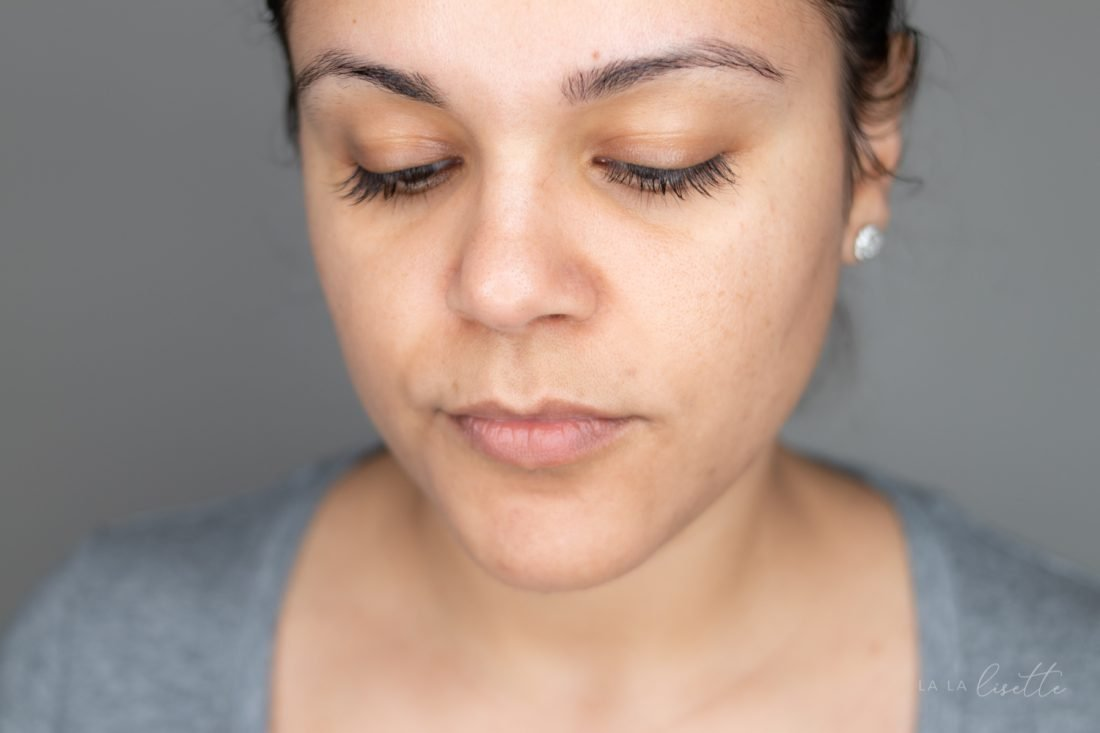 bare face skin for consultation by clean beauty esthetician