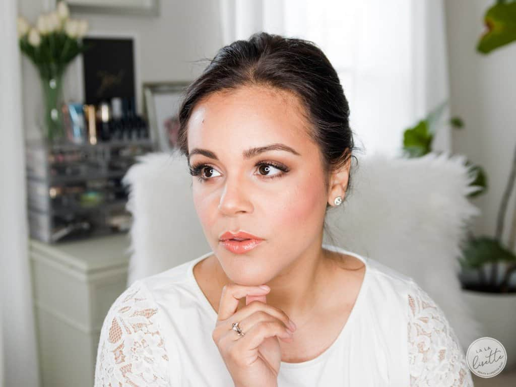 Clean Beauty Bridal Makeup Look
