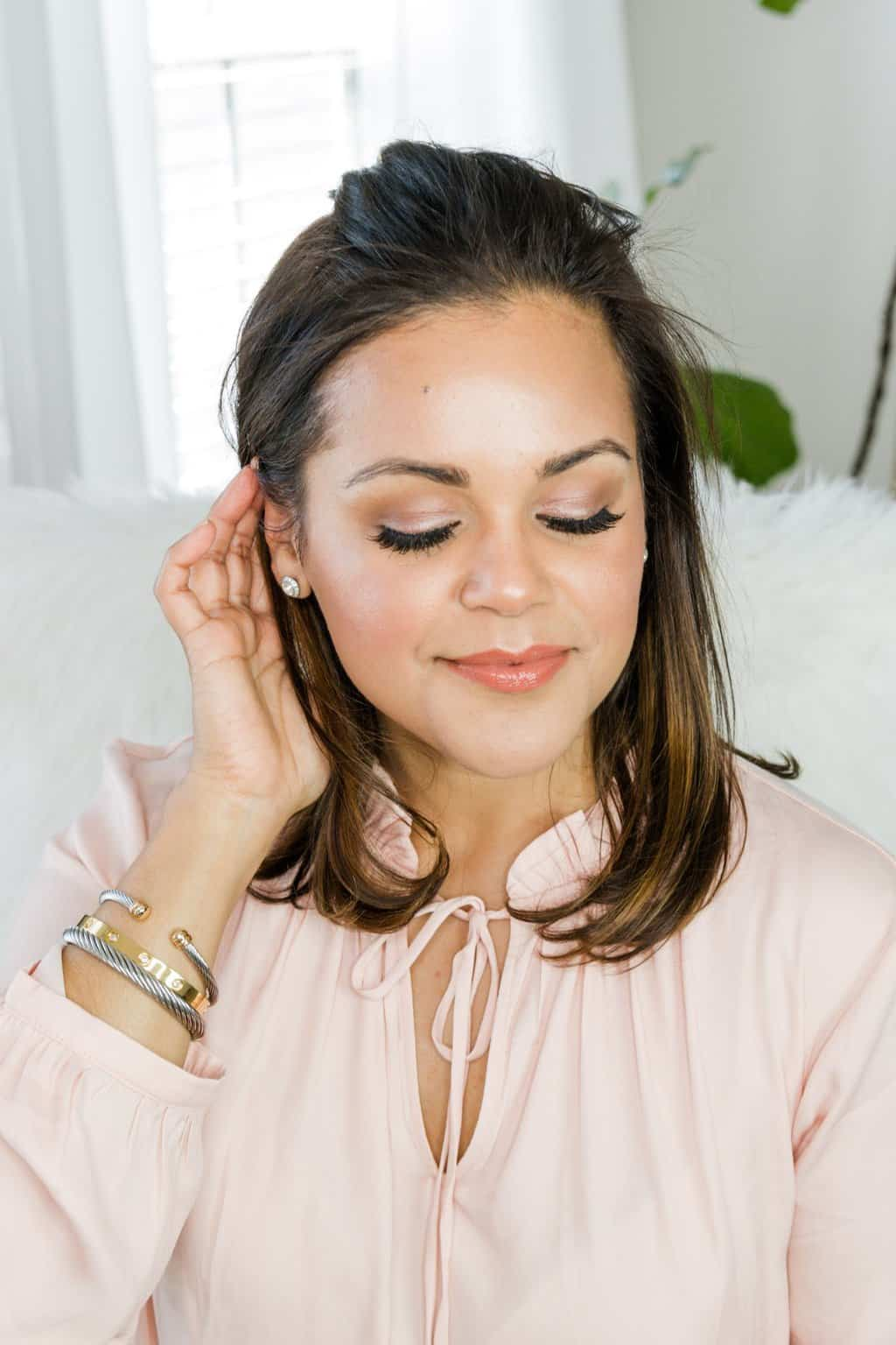 Easy Spring Makeup For Glowing Skin