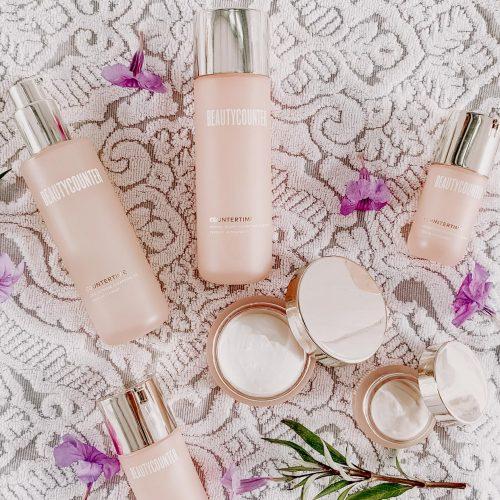 Beautycounter Countertime skincare line