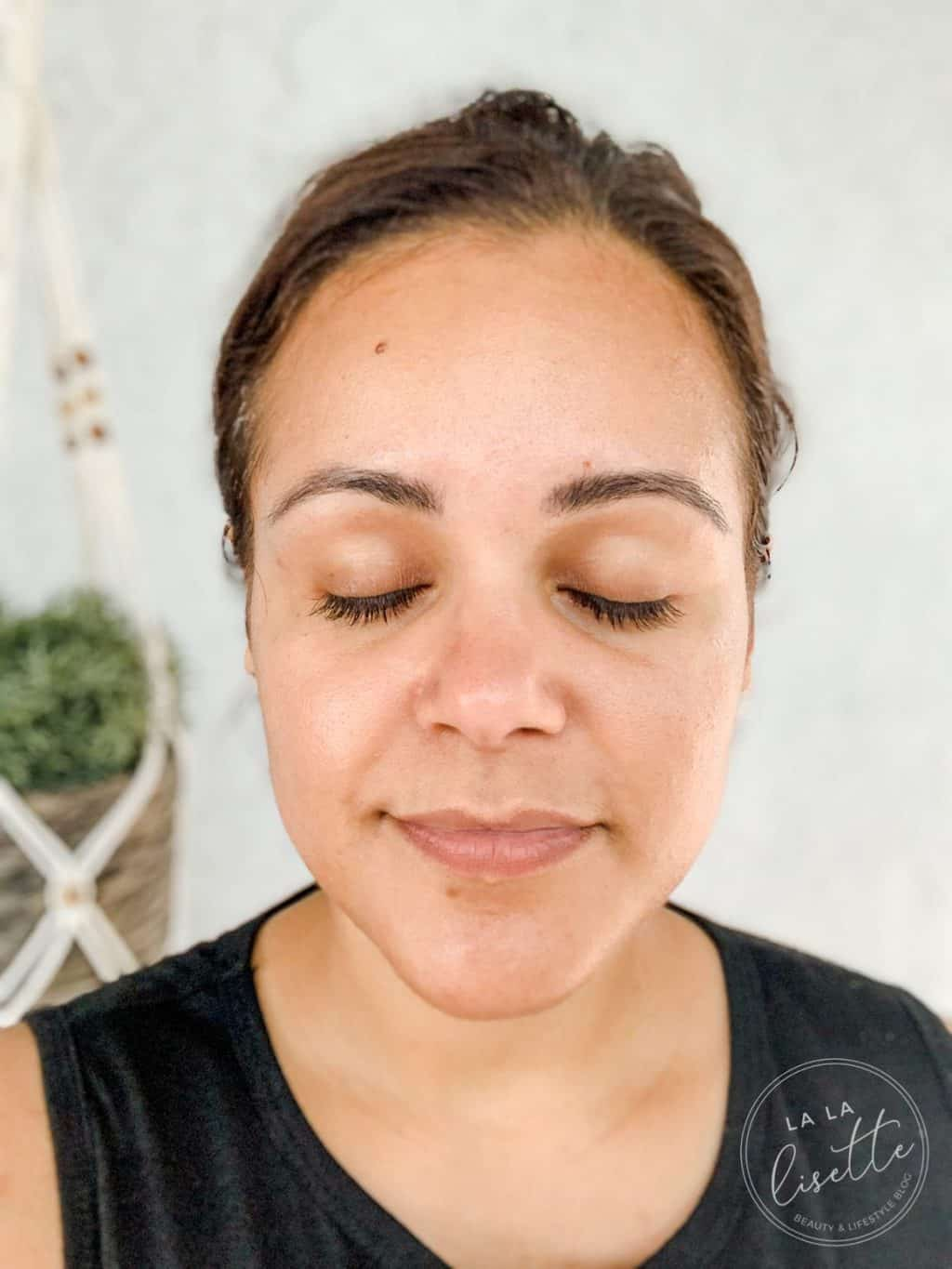 skin after Beautycounter Countertime