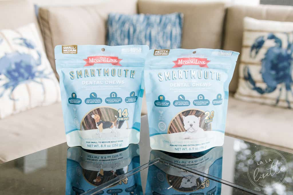 Smartmouth dental chews