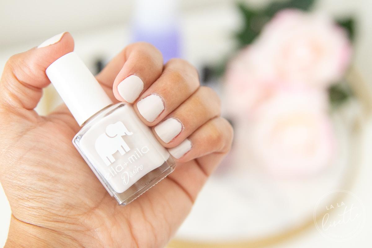 stonehearted by ella + mila non-toxic nail polish
