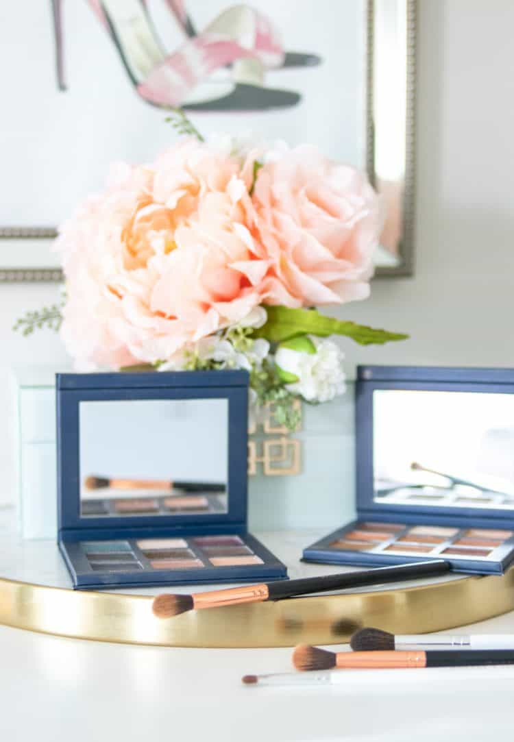7 Clean Eyeshadow Palettes $50 and under