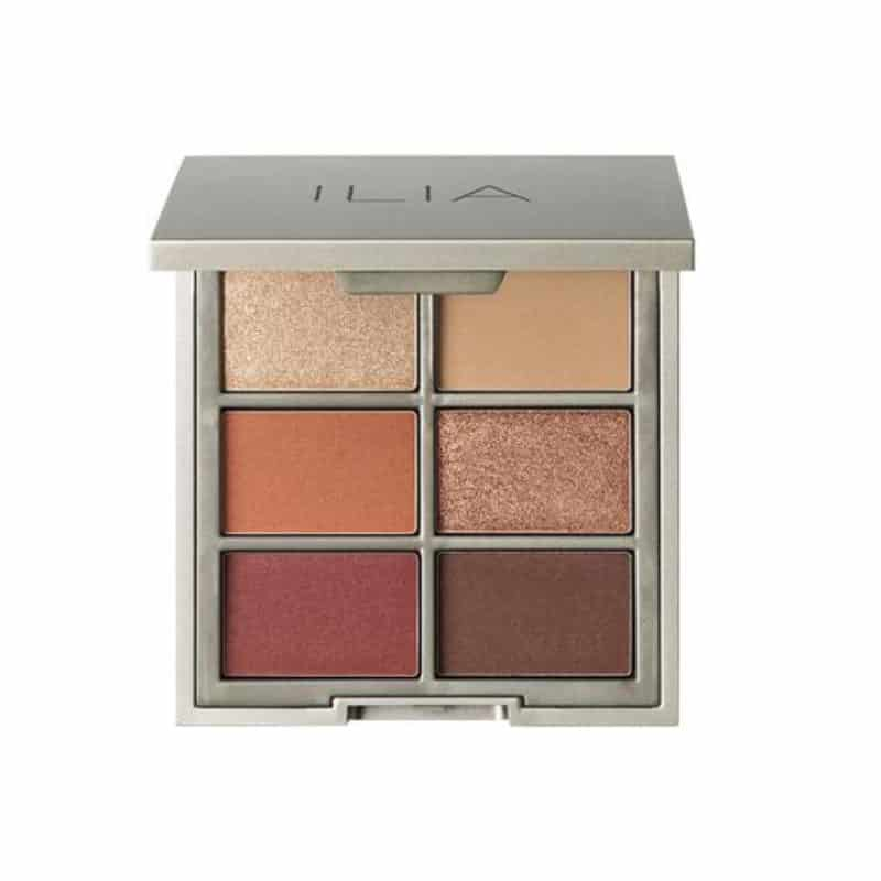clean eyeshadow palette ILIA Necessary Palette