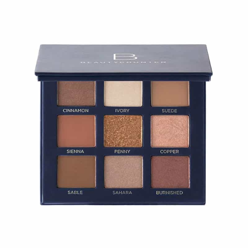 beautycounter classic palette clean eyeshadow palette