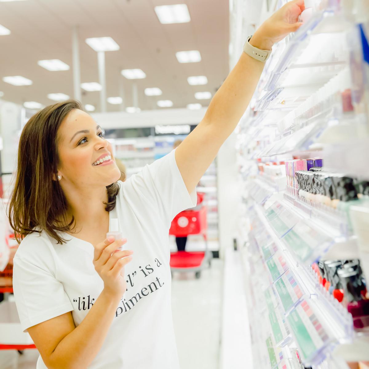 non-toxic nail polish Target