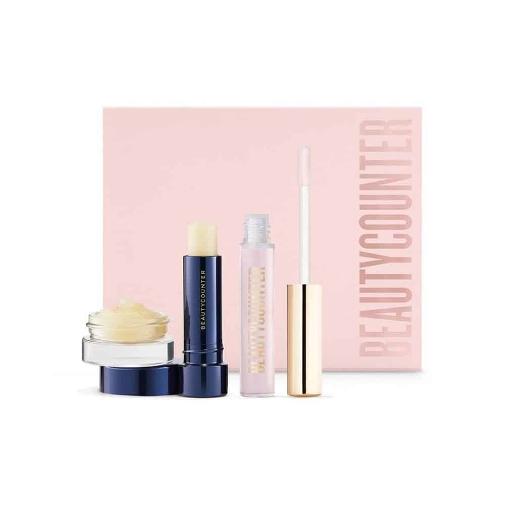 beautycounter pout perfecter lip care set