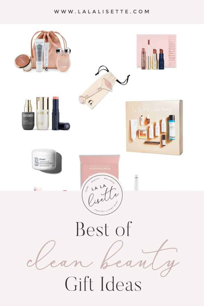 Clean Beauty Holiday Gift Guide 2019