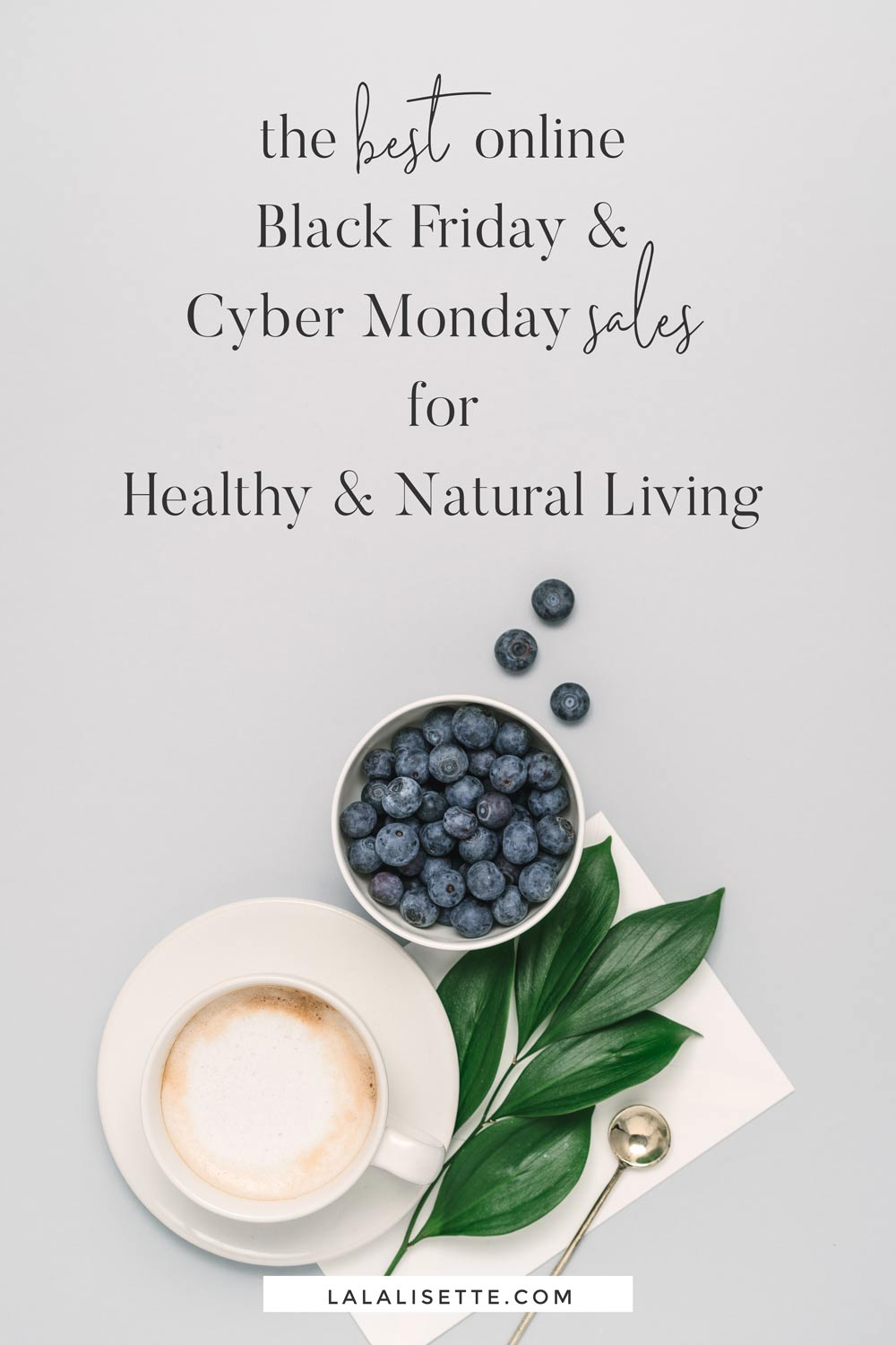 best black friday sales for natural living