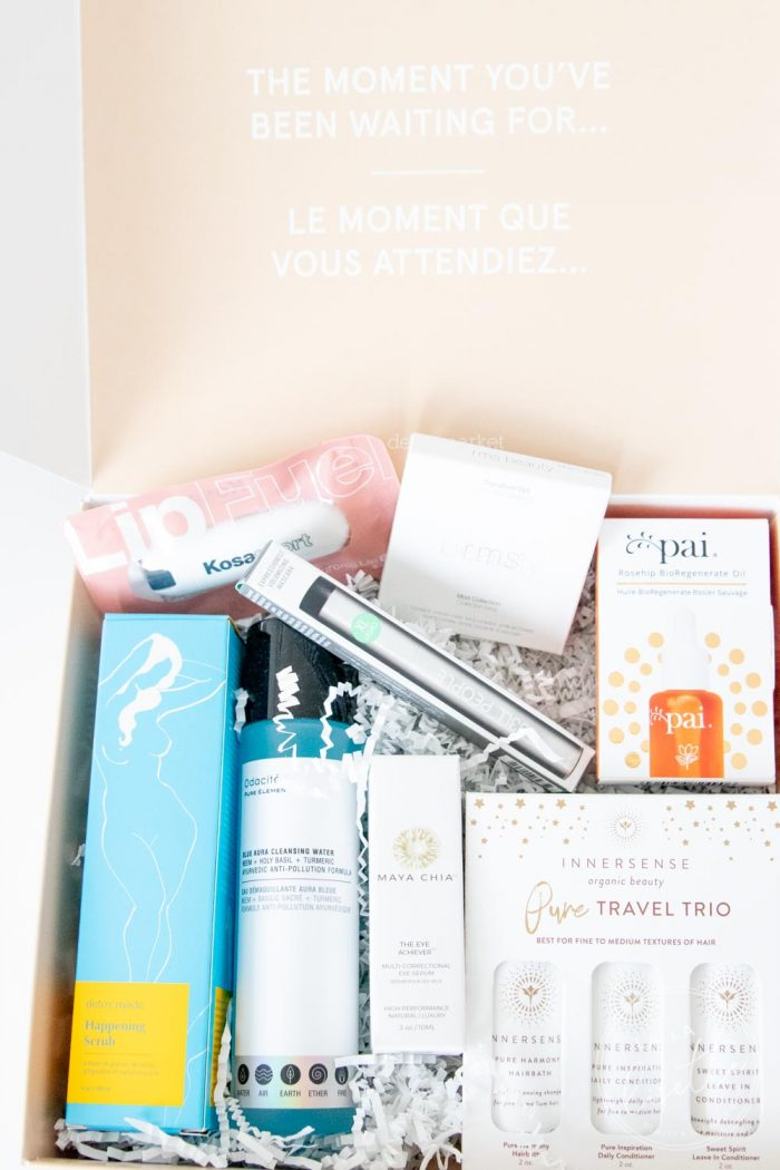 The Best of Green Beauty Box 2019